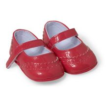 Absorba Baby Girls Velcro Strap Booties