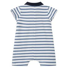 Absorba Baby Boys Striped Cotton Playsuit