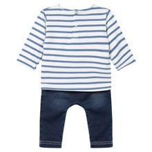 Absorba Baby Boys Top and Bottoms Set