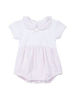 Baby Girls Natural Cotton Bodysuit