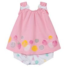 Absorba Baby Girls Dress with Bloomers