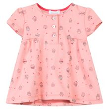 Absorba Baby Girls Cupcake-Print Dress