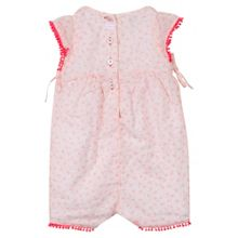 Absorba Baby Girls Floral Print Playsuit