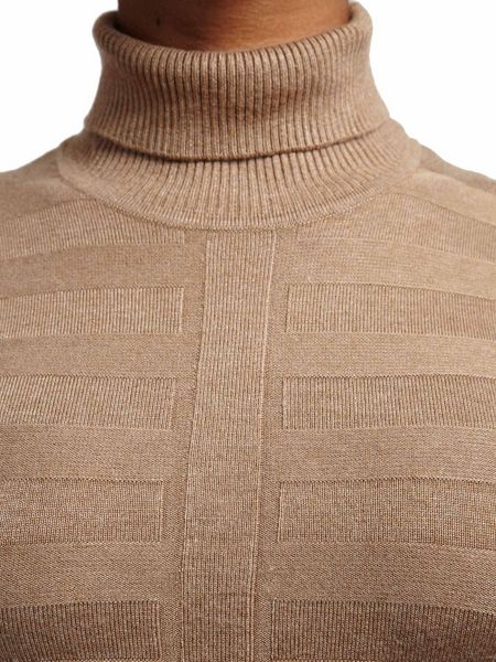 Morgan Turtleneck Ribbed Jumper
