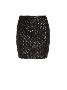 Morgan Pencil skirt with sequin detail