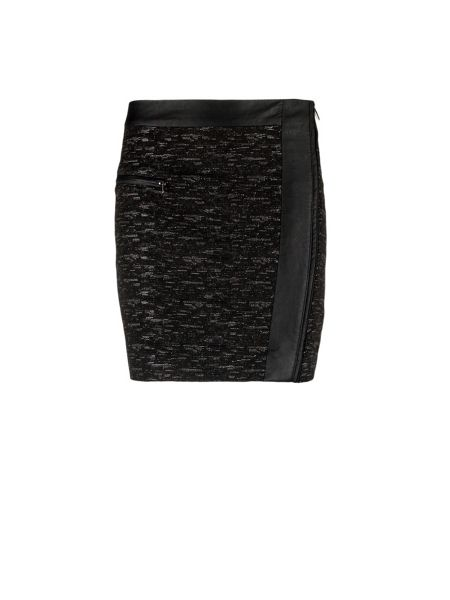 Morgan Pencil Skirt With Asymmetrical Tail