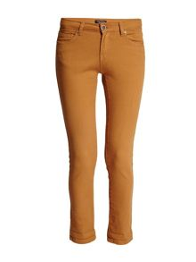 7/8-length plain colour trousers