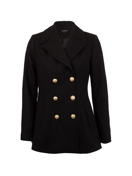 Morgan Double-breasted buttoned jacket