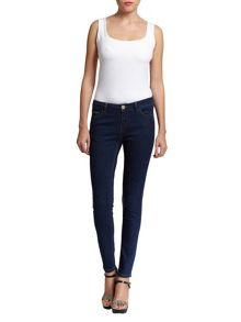 Morgan Skinny-Fit Cotton Jeans