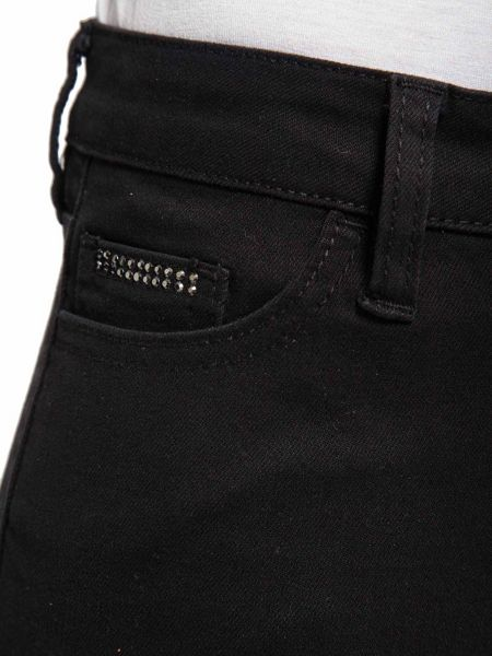 Morgan Slim-Fit Pocket-Detail Jeans