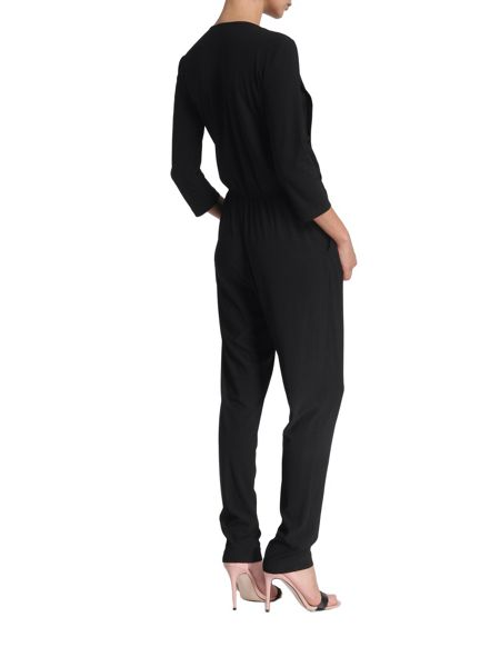 Morgan Crepe Jumpsuit