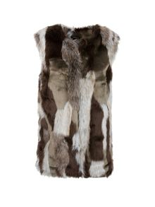 Morgan Faux Fur Jacket