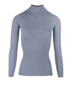 Turtleneck Knitted Jumper