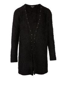 Morgan Longline Studded Cardigan