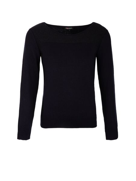 Morgan Wool mixed and lurex jumper