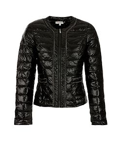 Lightweight Feather Filled Down Jacket