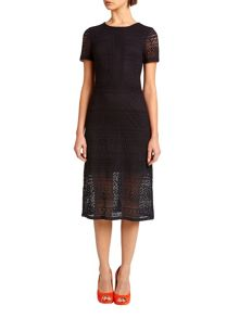 Morgan Lace Midi Dress