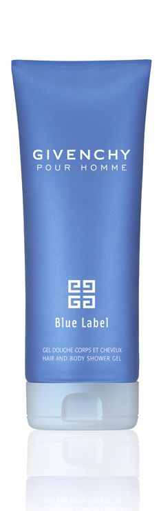 Pour Homme Blue Label Shower Gel