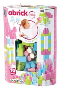 abrick Pink Primary Box - 70 Pieces