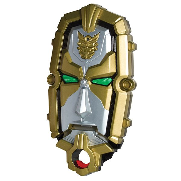 Power Rangers Dlx Gosei Morpher Mega Force