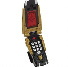 Power Rangers Roboknight Morpher Mega Force