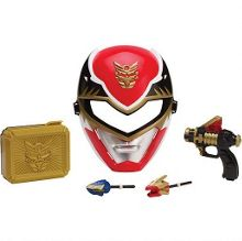 Power Rangers Training Set Mega Force
