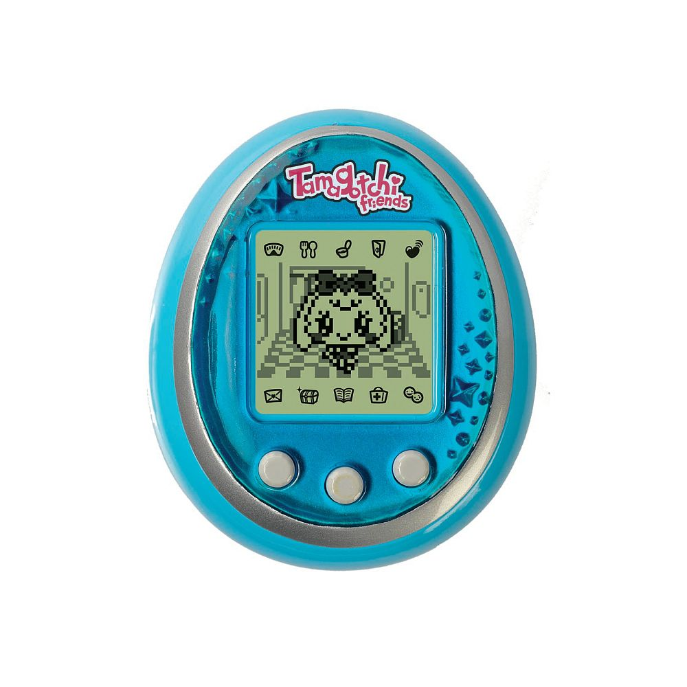 Tamagotchi Friends Blue Gem