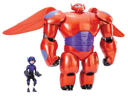Big Hero 6 Deluxe Baymax With Lights And Sounds