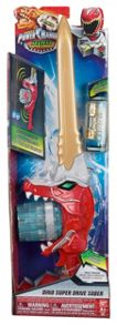 Power Rangers Dino Super Charge Super Drive Saber