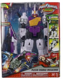 Power Rangers Plesio Charge Megazord Action Figure