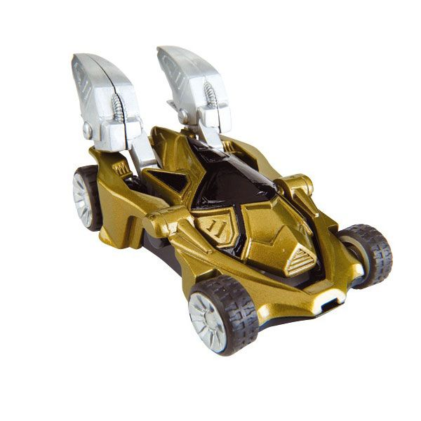 Super Samurai Gold Morphin Vehicle