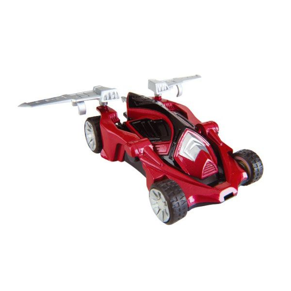 Super Samurai Red Morphin Vehicle