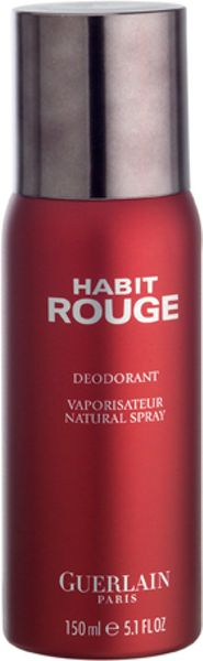 Guerlain Habit RougeDeodorant Spray