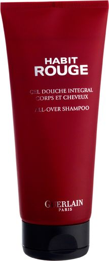 Guerlain Habit Rouge All Over Shampoo
