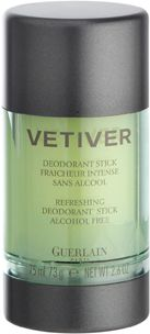 Vetiver Deodorant Stick