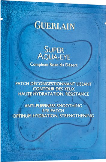 Super Aqua - Day Eye Patches 2 X 6 Sachets