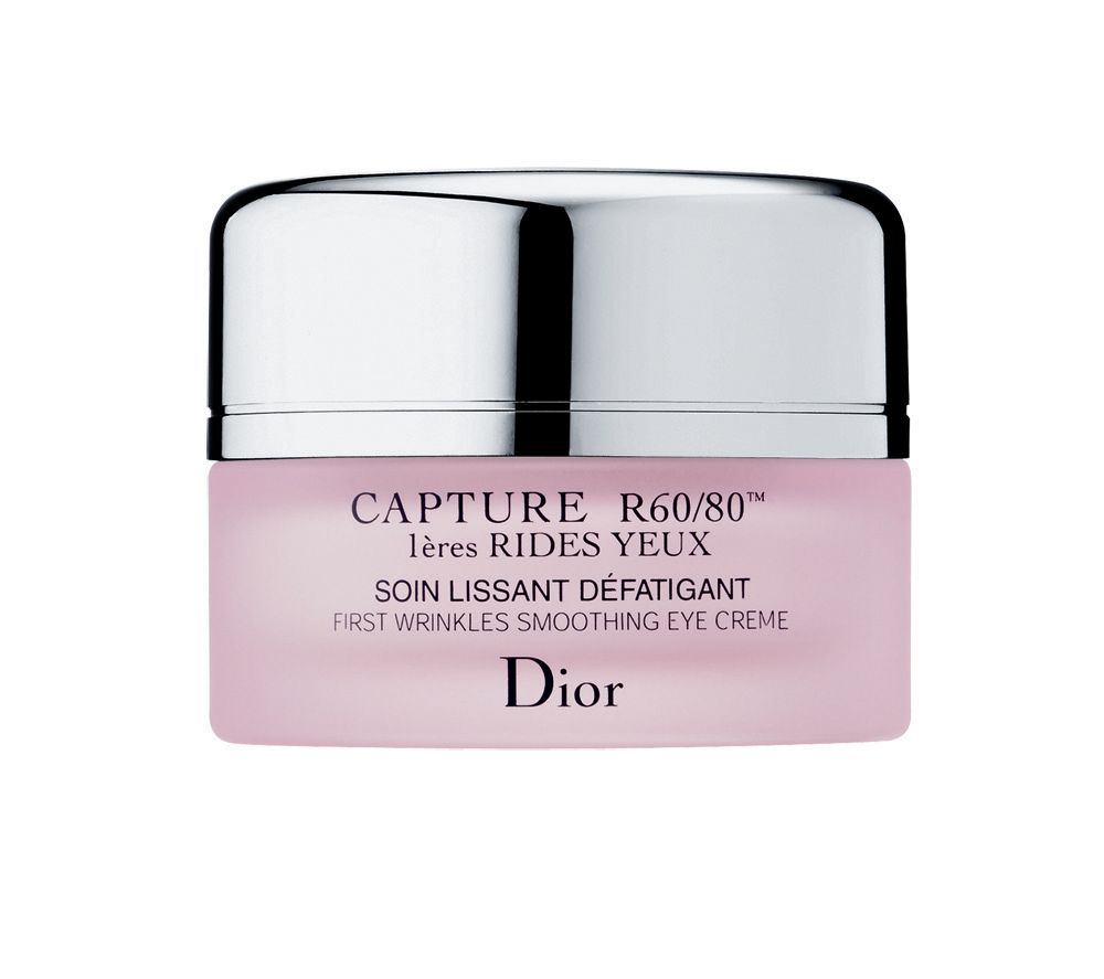 Dior Capture R60/80 First Wrinkles Eye Cream Jar