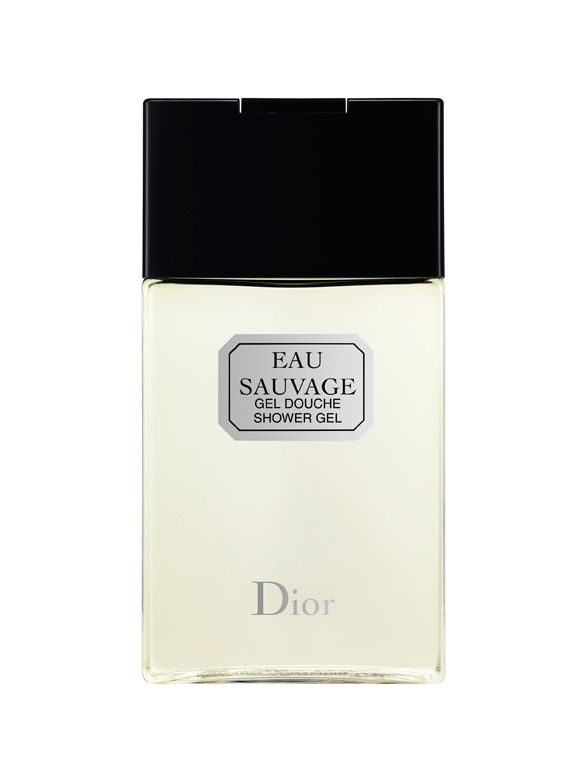 Dior 150ml Eau Sauvage shower gel