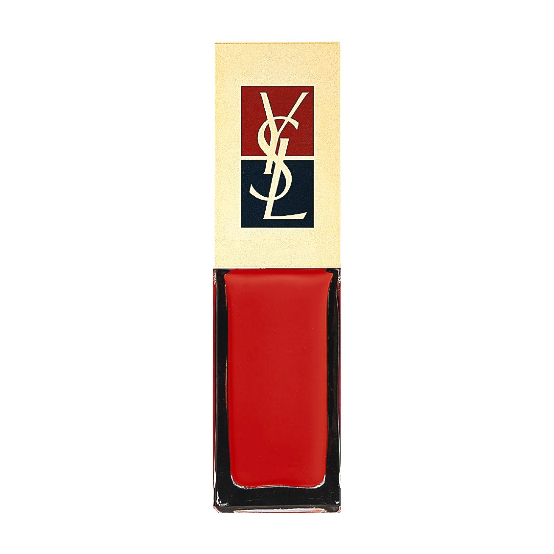 La Laque long-lasting nail lacquer SUBLIME RED