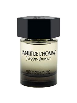 La Nuit de L`Homme Aftershave Lotion 100ml