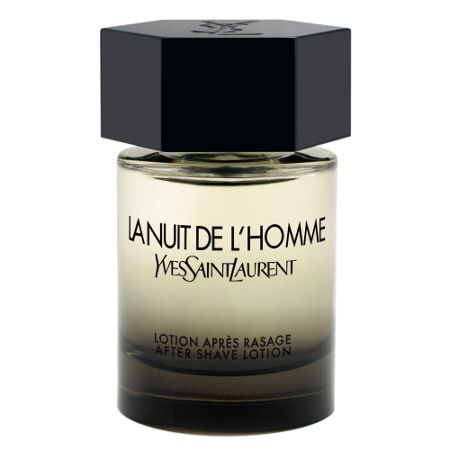 Yves Saint Laurent La Nuit de L`Homme Aftershave Lotion 100ml