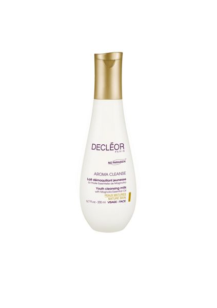 Decléor Youth Cleansing Milk with Magnolia Essential Oil