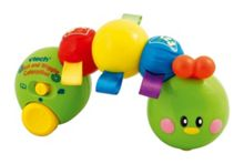 Roll and Wiggle Caterpillar