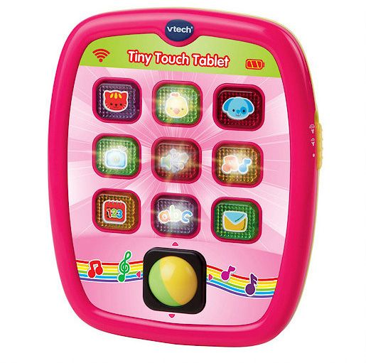 Vtech Pink Tiny touch Tablet