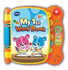 Vtech My First Word Book