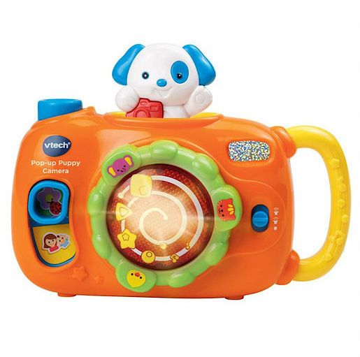 Vtech Pop up Puppy Camera