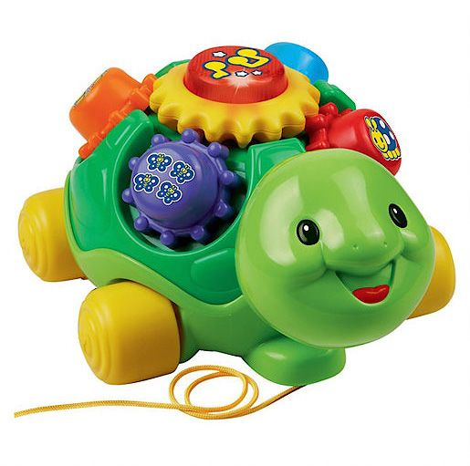 Vtech Pull & Play Turtle