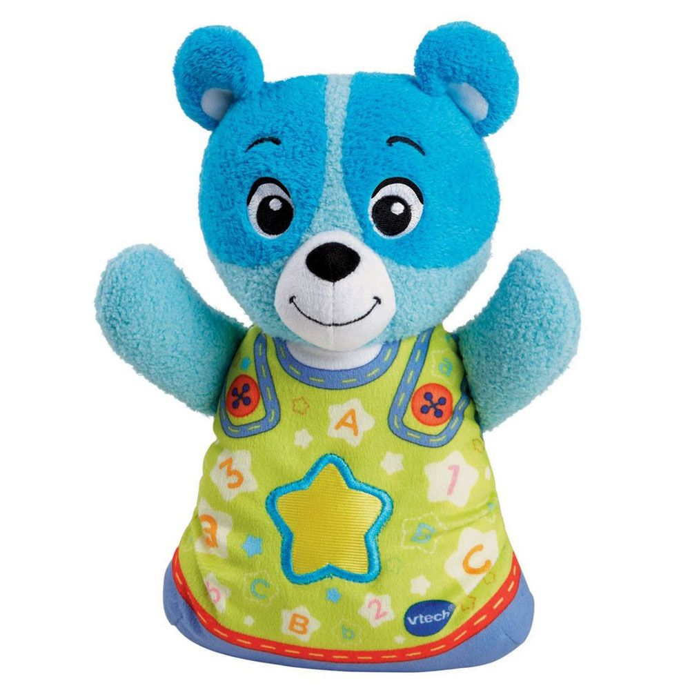 Vtech Sleepytime Bear blue