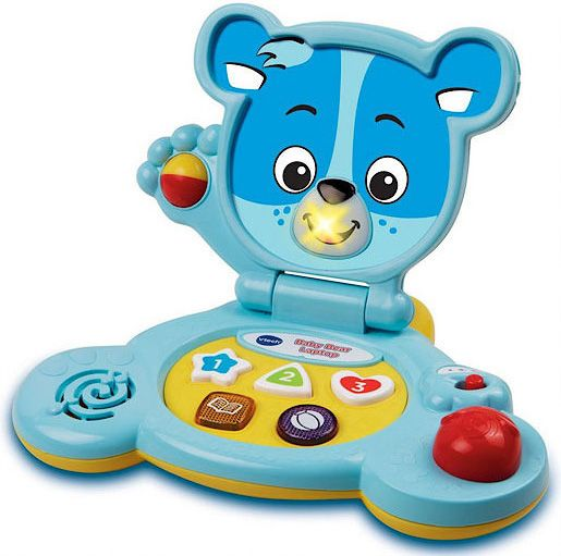Vtech Baby Bear Laptop blue