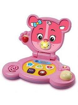 Vtech Baby Bear Laptop Pink
